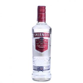 Boca od 3 litre je najprodavanija votka na svijetu Smirnoff Red. Ovo je samo od 1l boca za prodaju :(  Poznato trostruko destilirana, ovo je idealna votka za duga pića i koktele. Smirnoff Red Vodka Alc: 37,5% Adria Klik