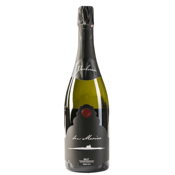 Sparkling Wine San Marino 0,75l Pavlomir