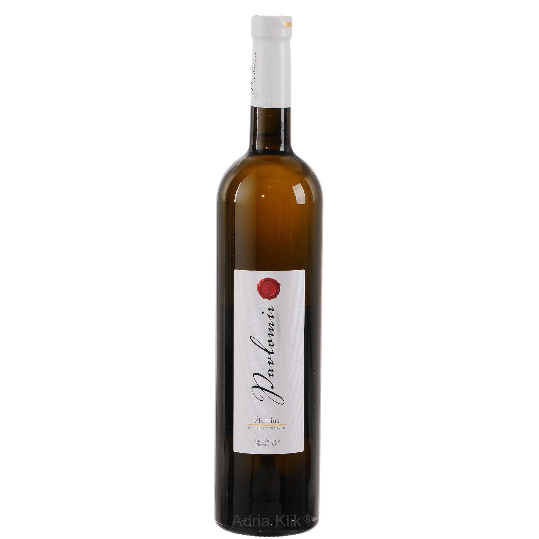 Zlahtina Pavlomir premium croatia wine   | Find, click, shop and we deliver Fast, Adria Klik Croatian Webshop!  | Groceries, Croatian Wines, Craft Beers, Organic, Bio Eko, Gourmet