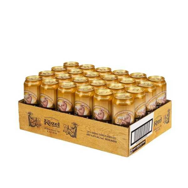 Kozel Premium Lager 0,5l limenka 24 komada   Klikni, provjeri, pronađi, kupi Adia supply dostavlja!