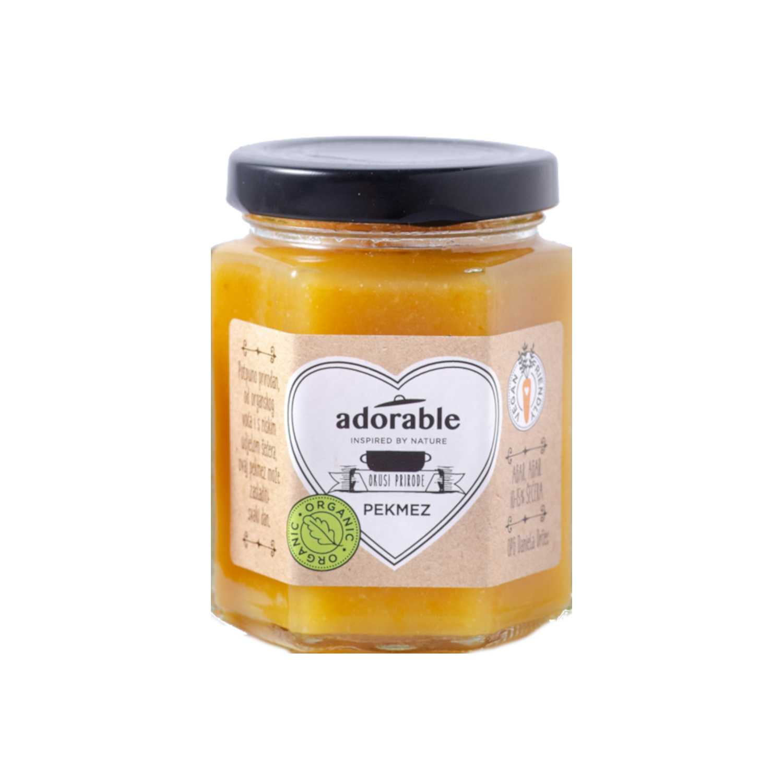 Organic Pekmez od Naranče 180g Adorable | Adria Klik Najbrža dostava Namirnica, Vina, Craft piva, Delicija, Organsko, Eko, Bio, ekskluzivno