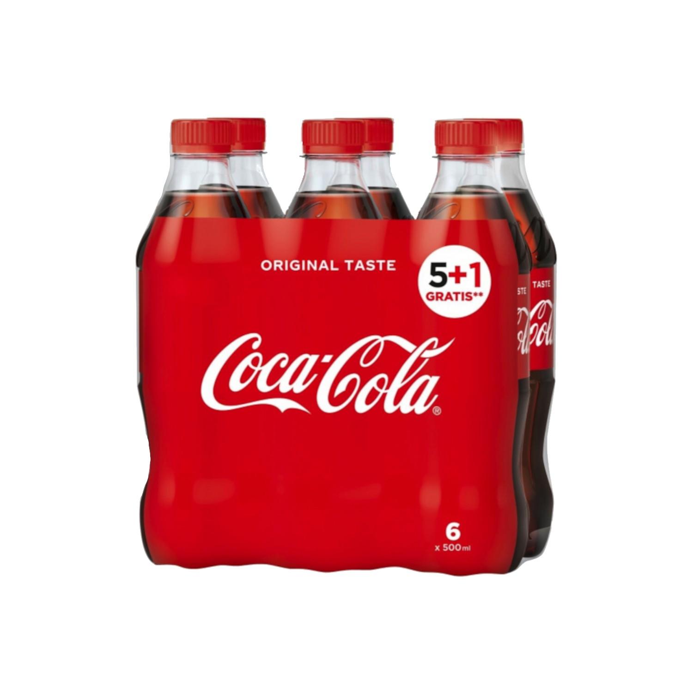 Adria Klik! Klikni za dostavu namirnica, vina, delicija, craft piva...Dostava do Vaših vrata! Coca Cola 0,5l 5+1 Gratis