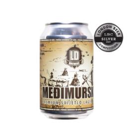 Međimursko Premium Svjetlo Lager 0,33l Lepi Dečki Pivovara | Naručite dostavu Međimurskih Craft piva Pivovare Lepi Dečki